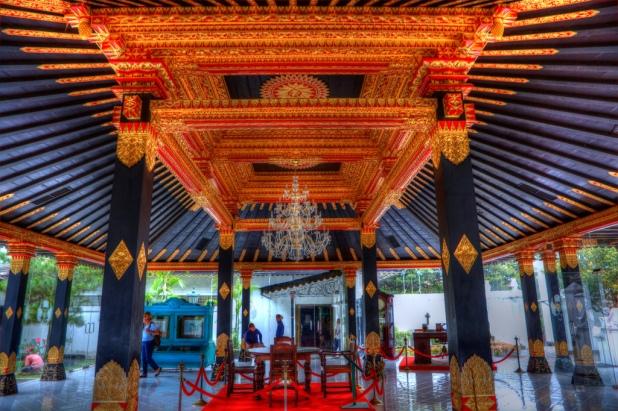 Indonesia - Java - Yogyakarta - Kraton (Kraton Ngayogyakarta Had