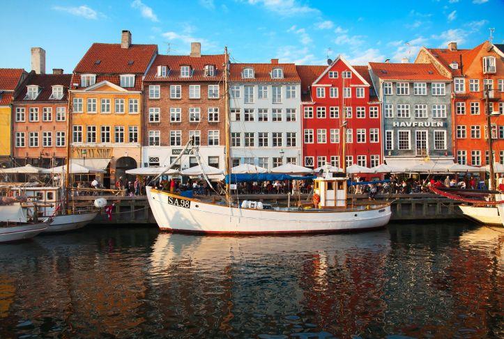 Nyhavn-promenade-in-Copenhagen-Denmark